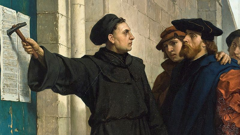 Datei:Luther95theses.jpg